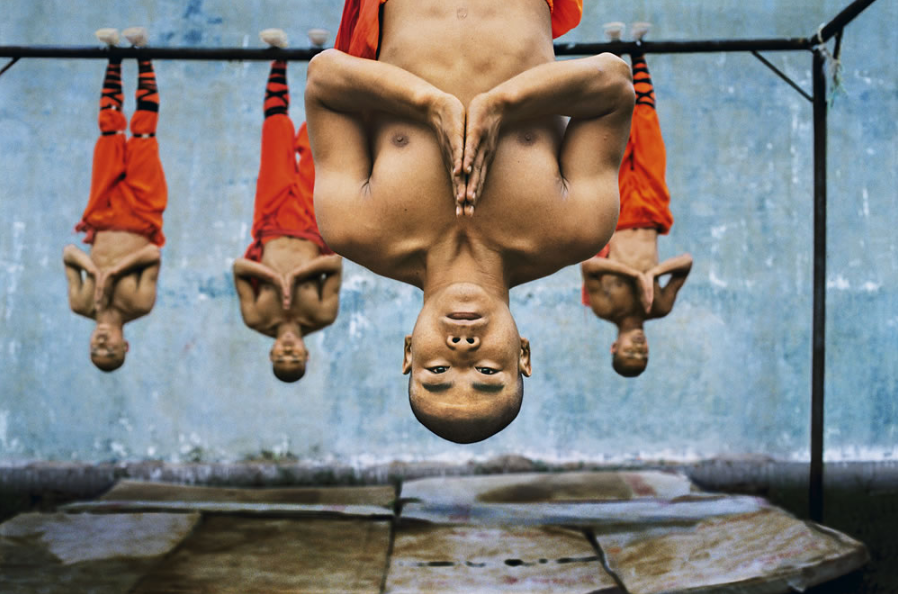 Steve McCurry - Courtesy Etherthon Gallery