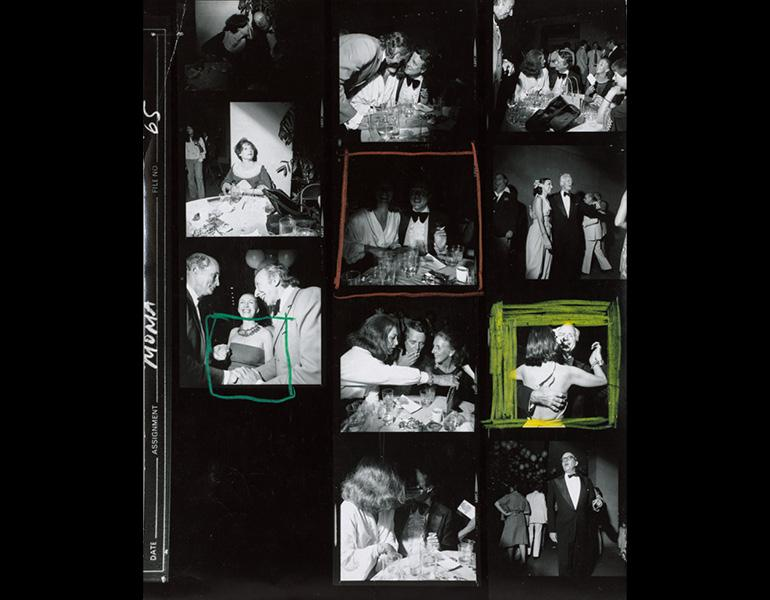 PROOF: Photography in the Era of the Contact Sheet - The Cleveland Museum of Art