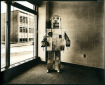 Untitled (from the series, Uranium Robots), 1976 vintage gelatin silver print (Kodalith) 11 x 14 inches