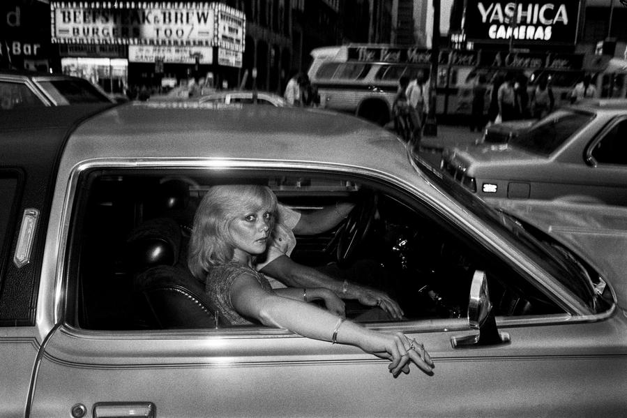USA, NYC, 1978 Bruce Gilden/Magnum Photos