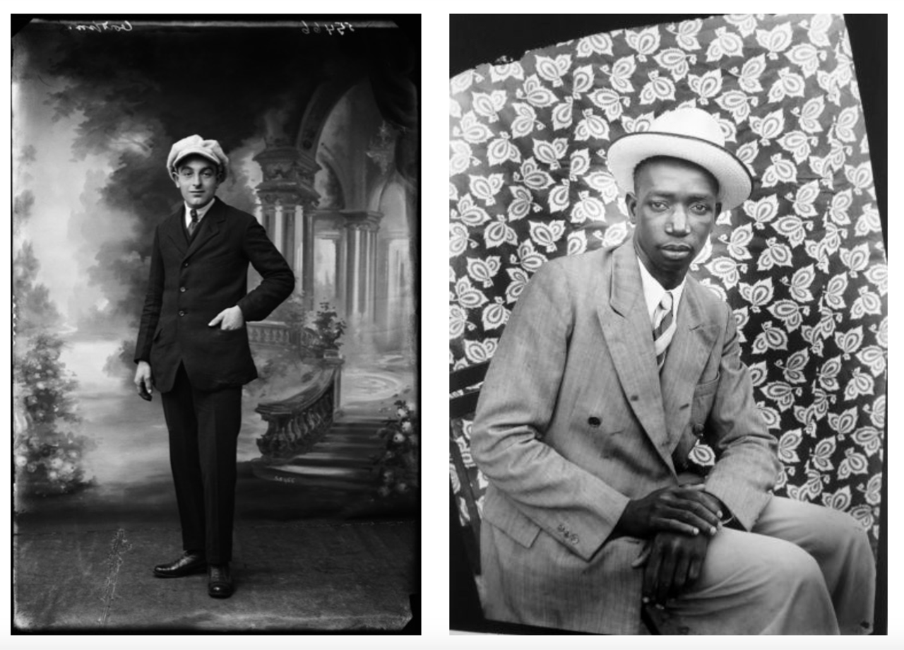 © Norbert Ghisoland & Seydou Keïta I Courtesy of Gallery FIFTY ONE